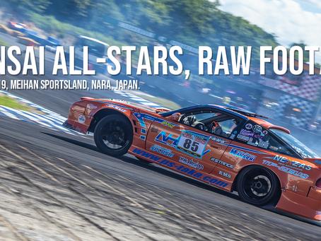 Kansai All-Stars: RAW Footage