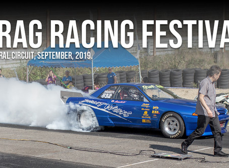 Drag Racing @ Central: RAW footage.
