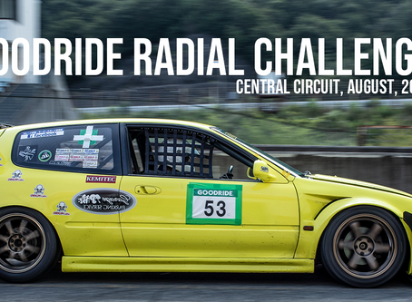 GOODRIDE Radial Challenge: RAW Footage