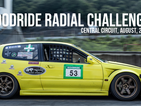 GOODRIDE Radial Challenge: RAW Footage