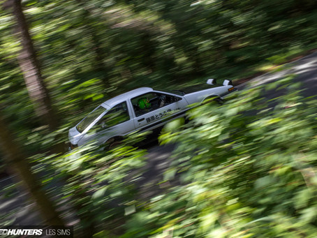 Speedhunters guest post: Attacking The Gunsai Touge