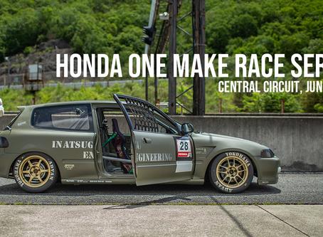 Honda One Make: RAW Footage