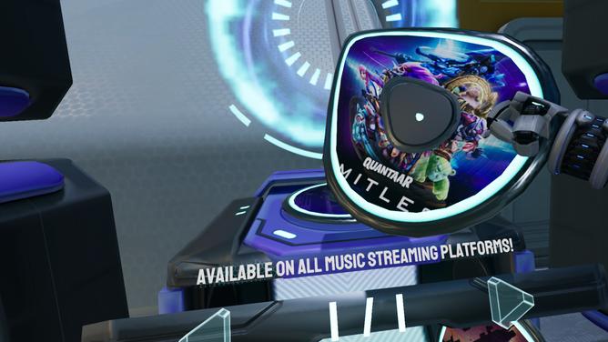 Quantaar Music Player