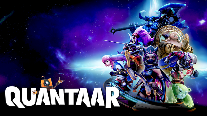 Quantaar VR Hero Melee Game