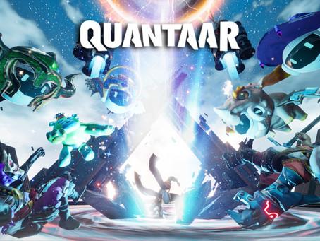 New Quantaar is landed (2020)