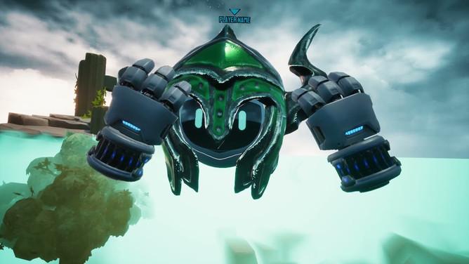 Quantaar Combat Trailer