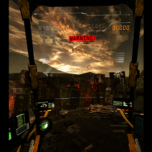 Iron Gate in-game image