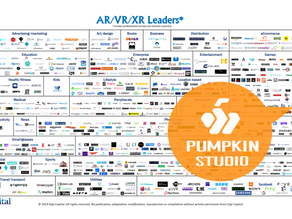 Pumpkin Studio is recognized as a VR leader in the global gaming industry