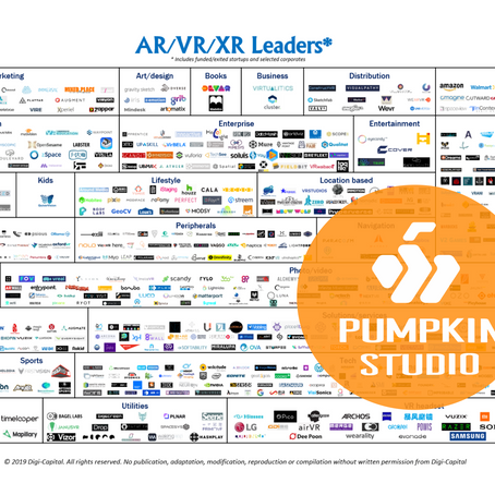 Pumpkin Studio is recognized as a VR leader in the gaming industry