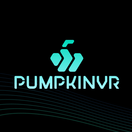 PumpkinVR: VR game for local and online gamers.
