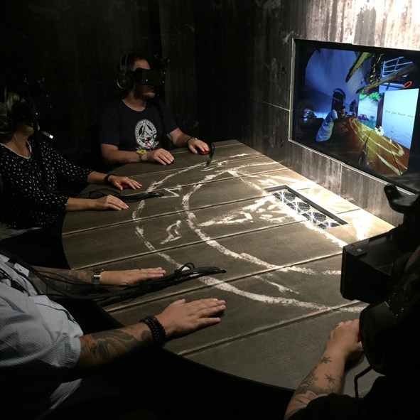 Taboo Room at SEGA JP