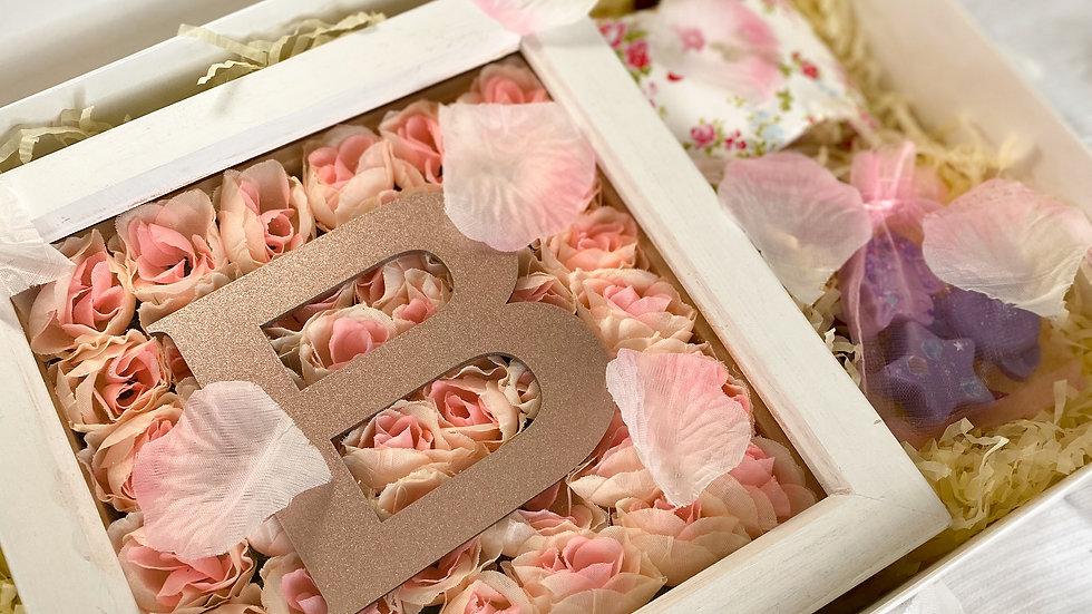 Personalised frame giftbox