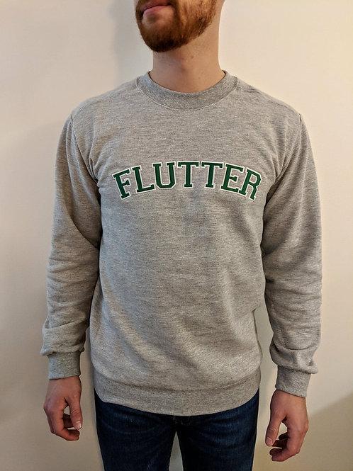 Flutter Crewneck
