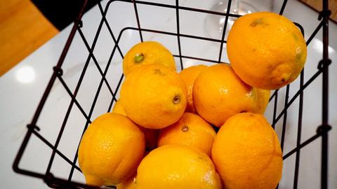 Pesto & Potatoes - Lemon Salt Salmon