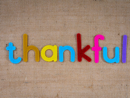 It's All About Gratitude