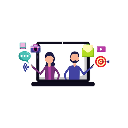 Social Media Management -Flygen Media.pn