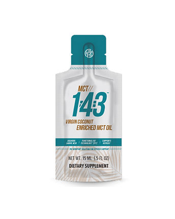 pruvit act 143 enriched coconut oil