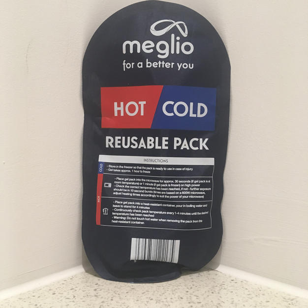 Meglio Reusable Hot/Cold Pack £10