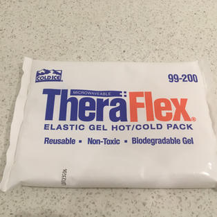 Theraflex hot/cold pack £8