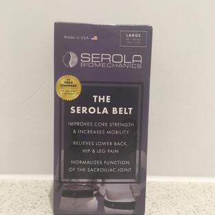 Serola Sacroiliac Belt £40