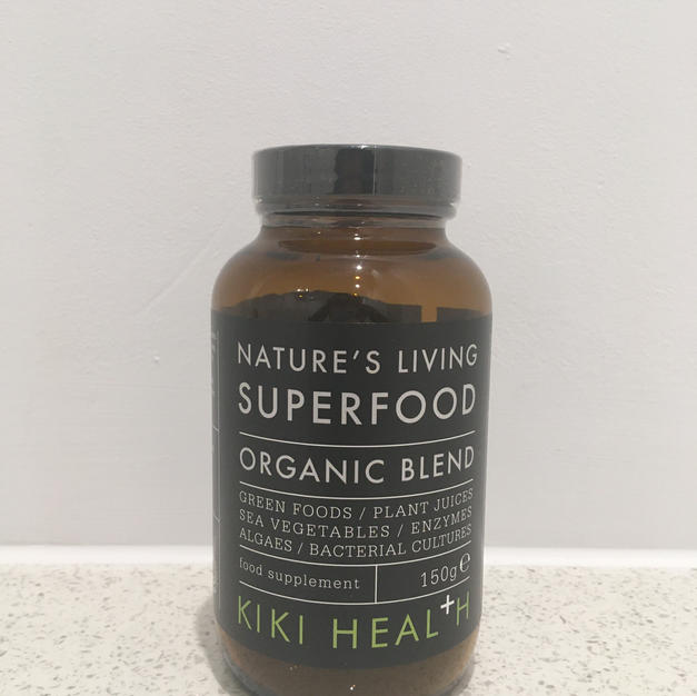 Natures Living Superfood Organic Blend  £29.95