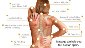 Have you considered the benefits of regular massage?
