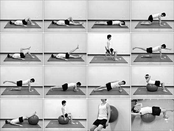 Σπονδυλολίσθηση και Άσκηση