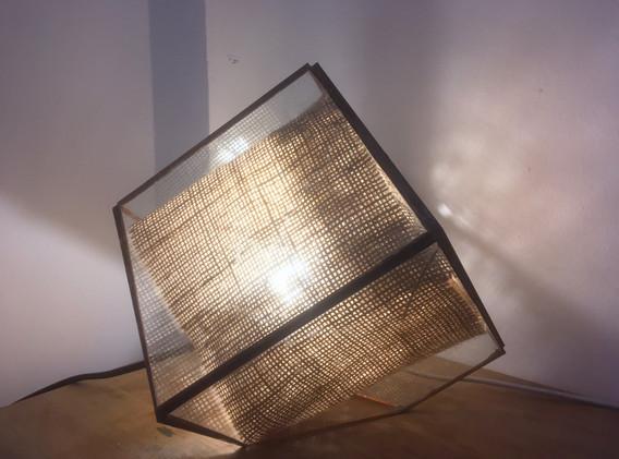 Geometric Desk Lamp