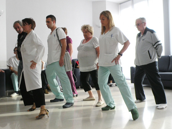 Patients embrace Argentine tango as new therapy