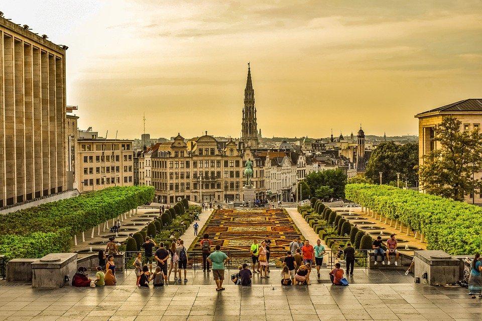 Montes das Artes Bruxelas