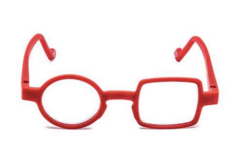 Pop Art Flex - Vermelho, Preto ou Azul.