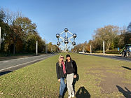 Guia em Bruxelas