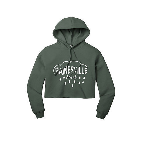 Rainesville Cropped Hoodie