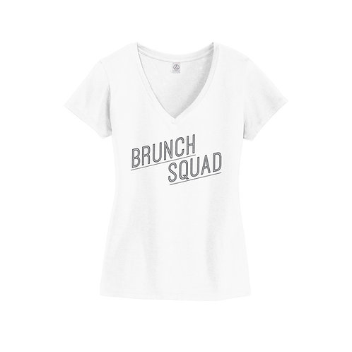 Brunch Squad V-Neck