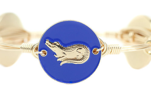 Blue Gator BB bangle