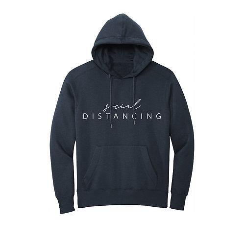 Social Distancing Hoodie