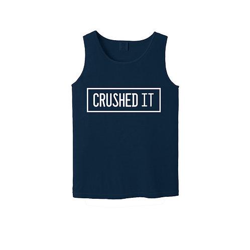 Crushed It Unisex Tank