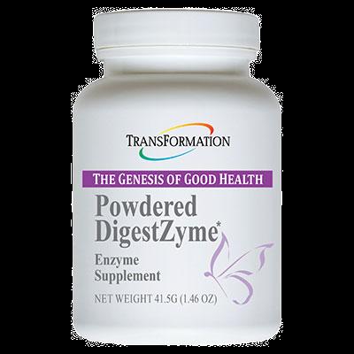 Powdered Digestive Formula with DPP-IV