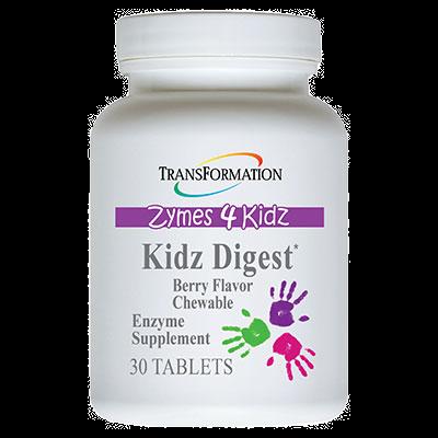 Kidz Digest Chewable