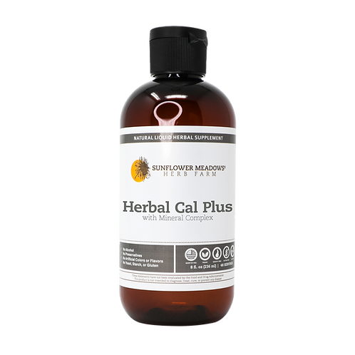 Herbal Cal Plus with Mineral Complex