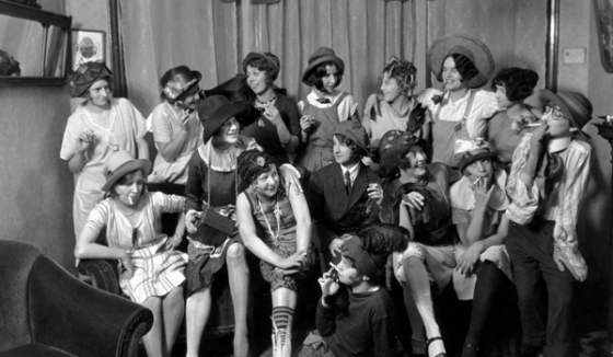 speakeasy girl group