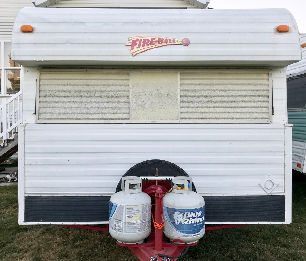 2 Trailers--SOLD