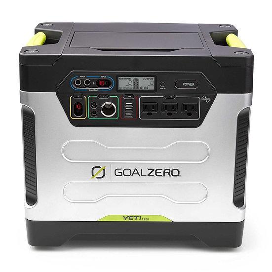 GOAL ZERO - YETI 1250 PORTABLE POWER STATION