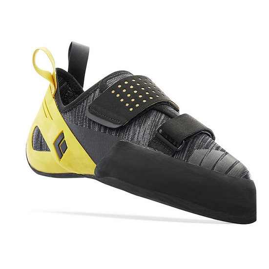 BLACK DIAMOND ZONE CLIMBING SHOE – CURRY