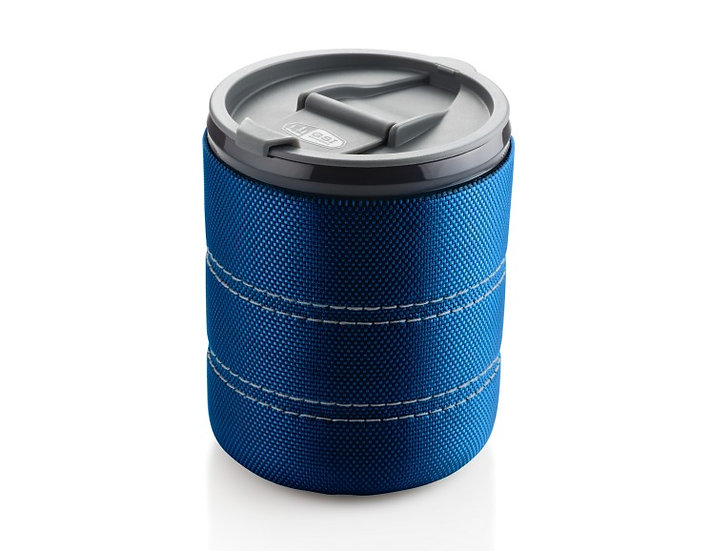 GSI OUTDOORS INFINITY BACKPACKER MUG – BLUE