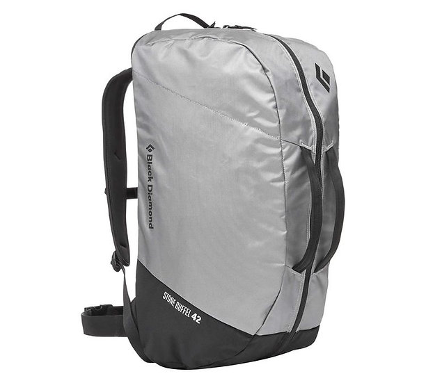 BLACK DIAMOND STONE 42 DUFFEL PACK – NICKEL