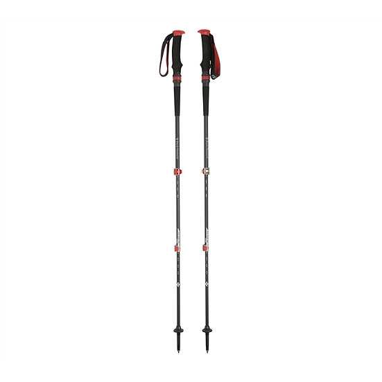 BLACK DIAMOND TRAIL PRO SHOCK TREKKING POLES – PAIR