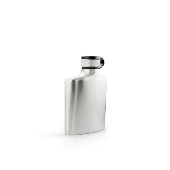GSI OUTDOORS GLACIER STAINLESS 6 FL. OZ HIP FLASK