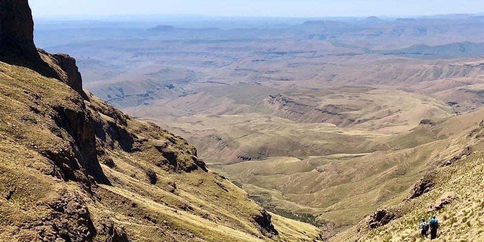 5 Day Drakensberg Hike - Mafadi Peak