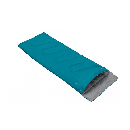 VANGO EMBER SINGLE BLUE SLEEPING BAG